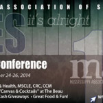 MASI 2014 Annual Conference: Preview