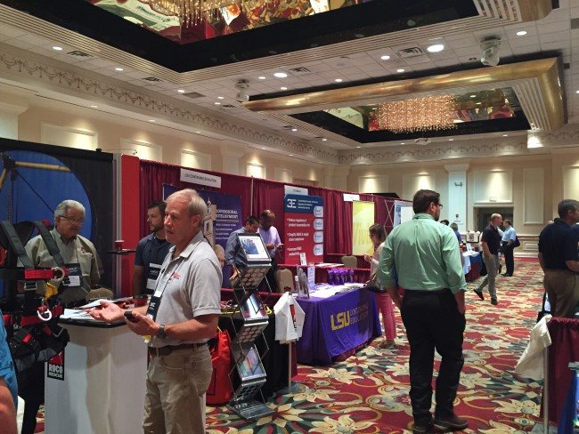 Safety Expo 2015 exhibit hall 1