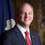 """A Lot of Momentum,"" Gov. Edwards Gives Optimistic Speech on Final Day of 2018 Labor Summit"
