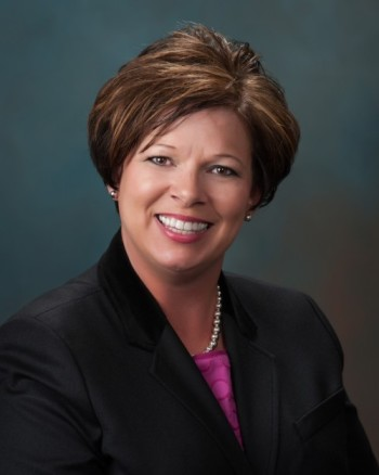 Janelle Frost, new AMERISAFE CEO