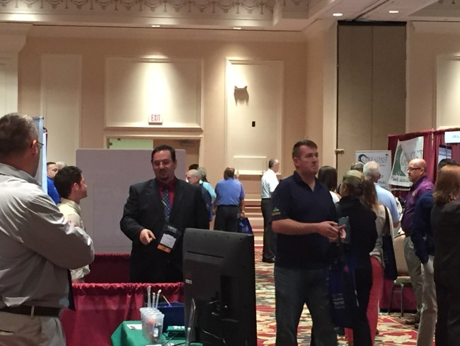 Safety Expo 2015 exhibit hall 2