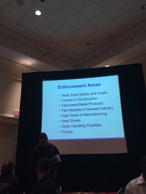 safety expo 2015 OSHA update 4