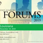 NCCI State Advisory Forum Focuses on Atypical Market, Louisiana's Status
